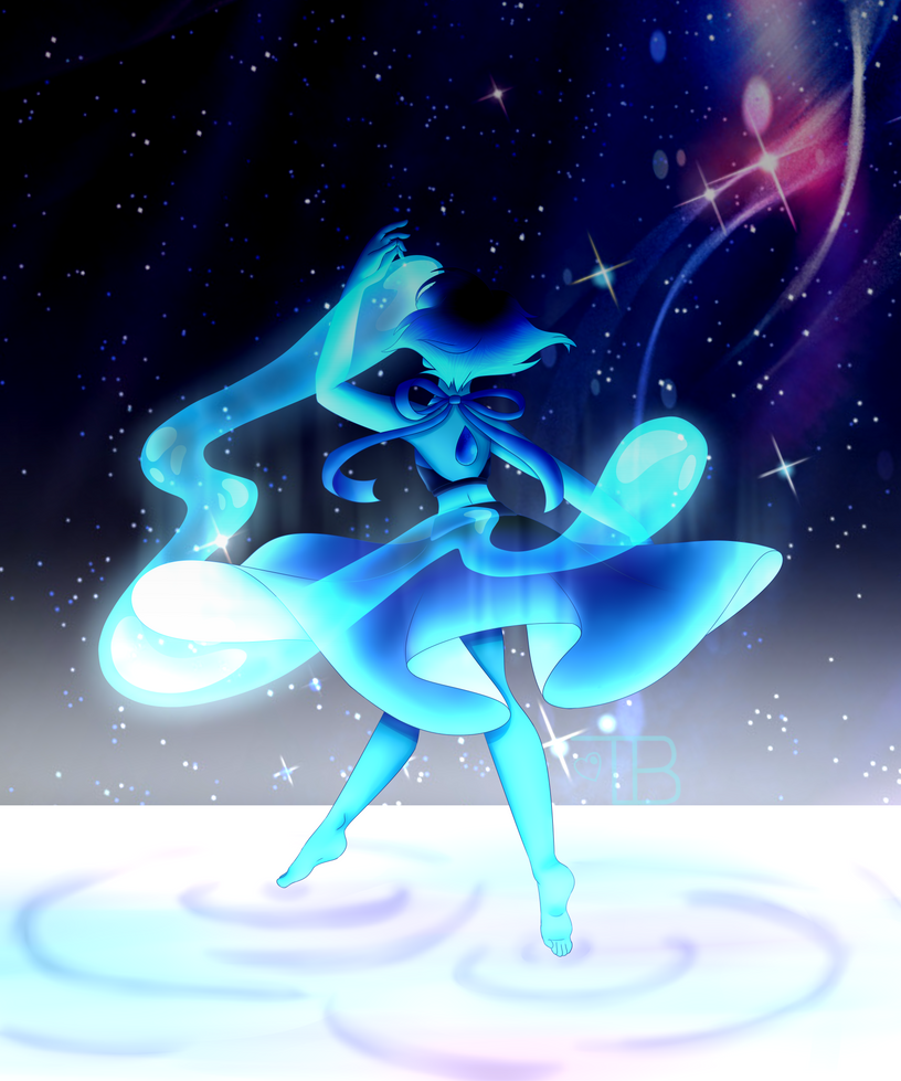I was thinking of stuff to draw yesterday and came to the realisation that I haven't drawn any Steven Universe Fanart!! I couldn't believe myself omfg! So I decided to draw Lapis because I fell in ...