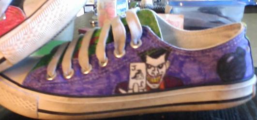 Shoe Art 3 by quinn817