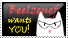 Beelzenef wants YOU by Mia3301