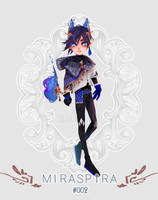 [CLOSED] Miraspira Guest Design Auction by shigay