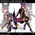 Closed | Pyrian Auction #1