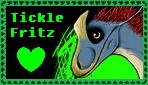 TickleFritz Stamp by Pumpkabooz