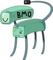 BMO The Bemomorph by Deceptiicon