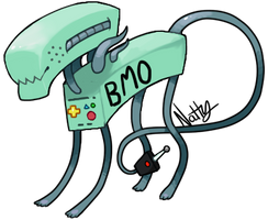 BMOmorph redsign by Deceptiicon