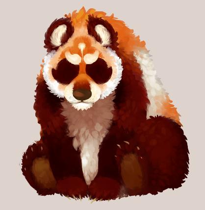 Panda WIP by Deceptiicon