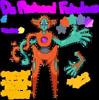 Dr. Richard Fabulous ref by Deceptiicon