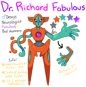 Dr. Richard Fabulous ref