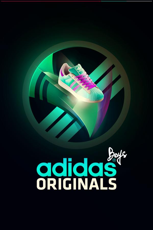 Adidas Originals Gold Shoes