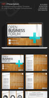 Open Business Forum - PowerPoint Presentation by madjarov