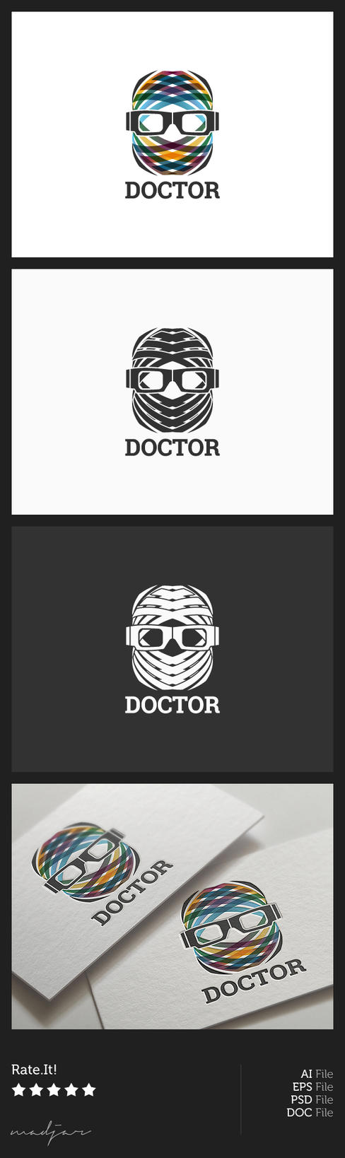 Doctor Logo by madjarov