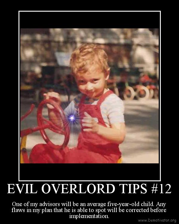 Evil Child.