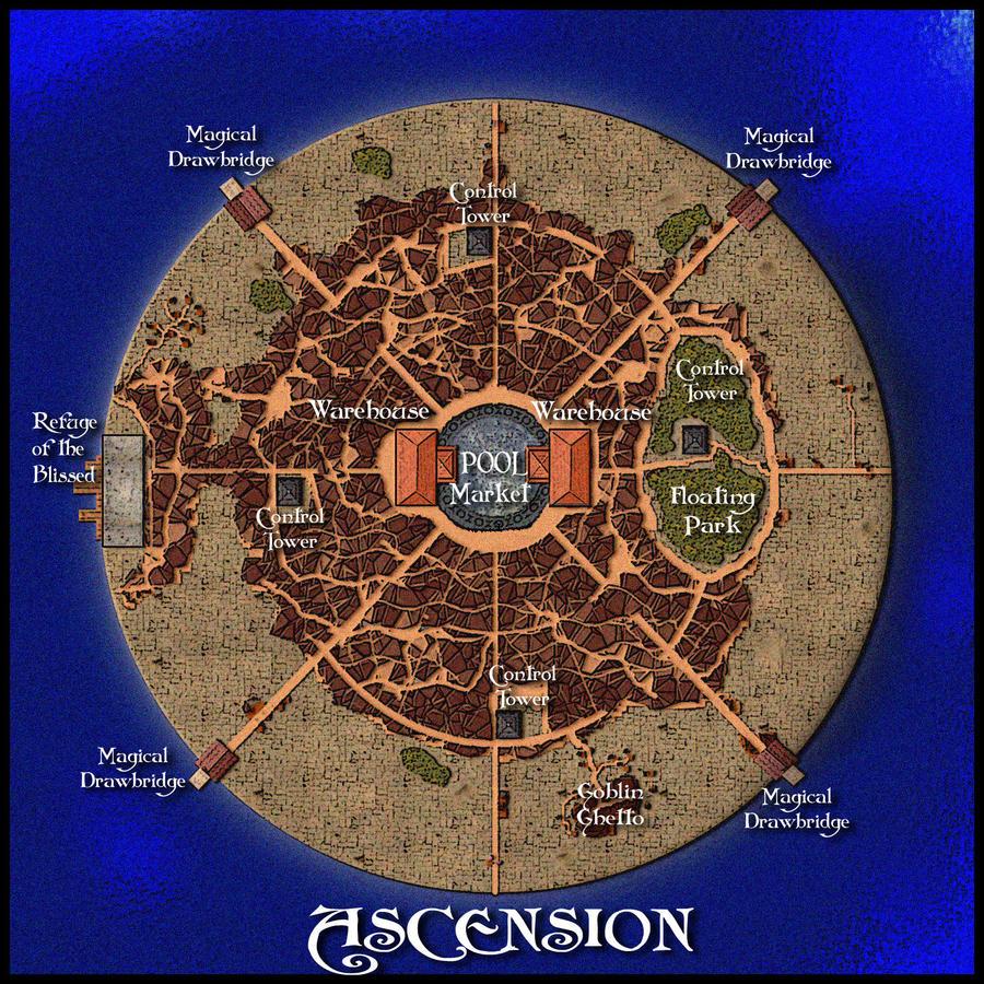 Ascension Fantasy Eydor