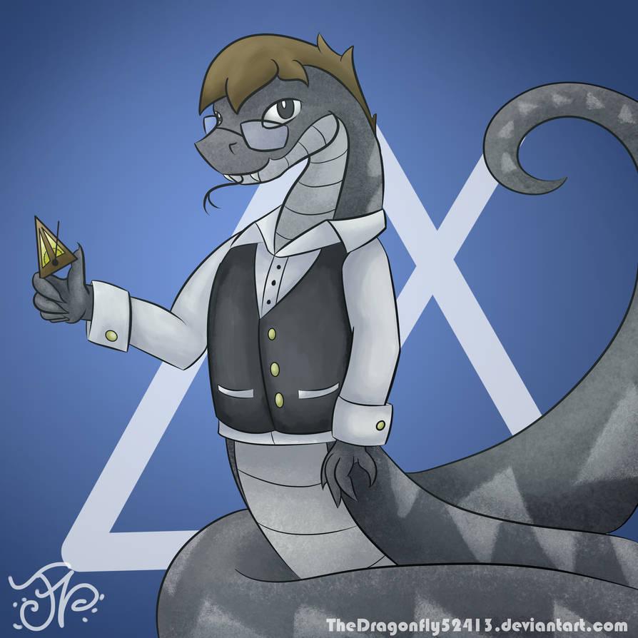 Nimja Snake (Final) by TheDragonfly52413 on DeviantArt