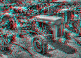 Ford Tractor Graveyard