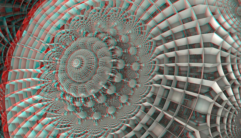 Lattice Dome Close Up by DDDPhoto