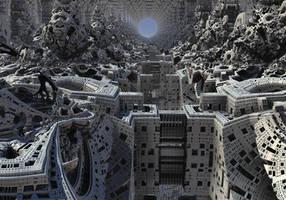 Tube City by DDDPhoto