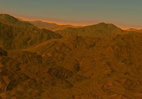 Mountain Sunrise by DDDPhoto