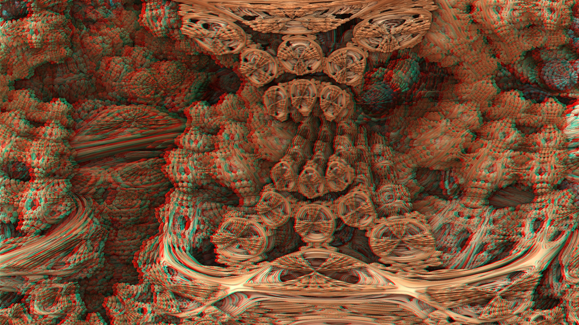 Fossils Stereo by DDDPhoto