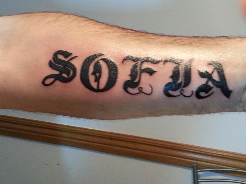 just another name tattoo by flaviudraghis on deviantart