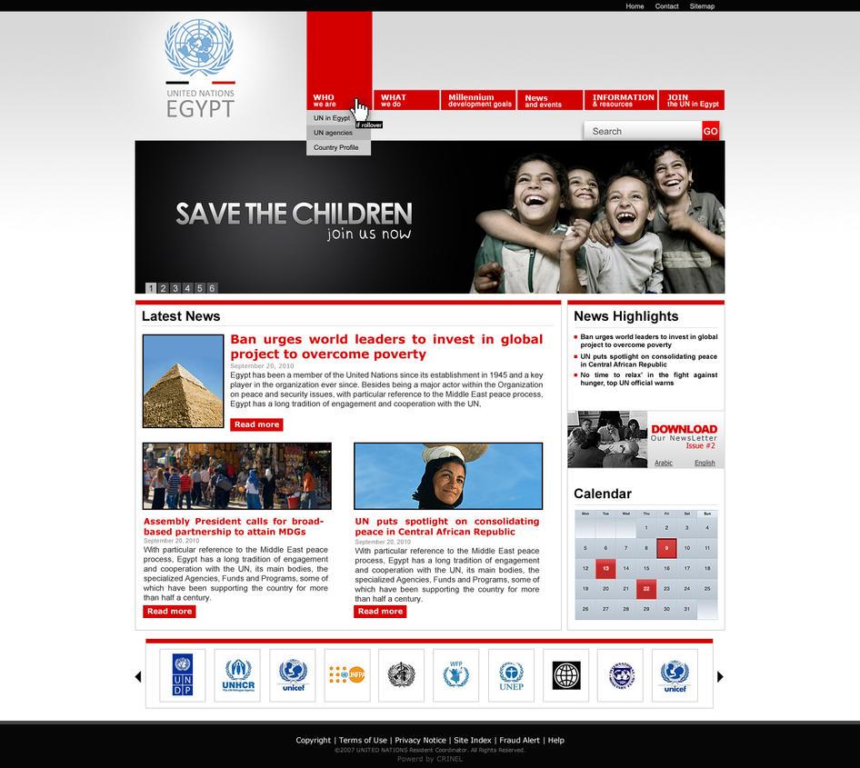 UN Egypt by karmooz