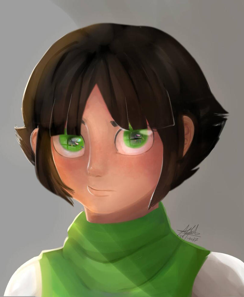 Buttercup by riukime