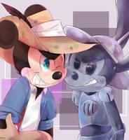 Friend or Foe?  by riukime