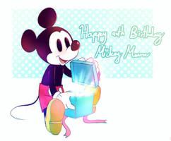 Happy 90th Birthday Mickey!  by riukime