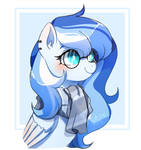 Mlp OC - Skyla Blue