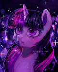 MLP:FIM Twilight portrait