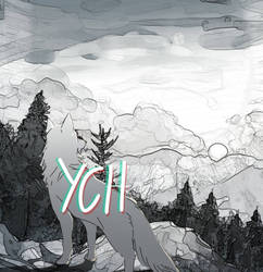 Emergency YCH Auction: To the Horizon!