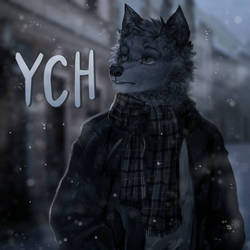 YCH Reauction: Gloomy Winter ( +Donation )