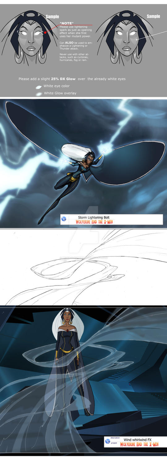 WATXMEN-a Storm  is coming by Peter-v-Nguyen