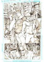 Teen Titans VS pG 4 by Peter-v-Nguyen