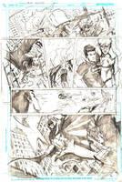 teen Titans VS pG 3 by Peter-v-Nguyen