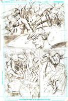 teen Titans VS pG 2 by Peter-v-Nguyen