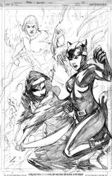 Gotham City Sirens Page 22 by Peter-v-Nguyen