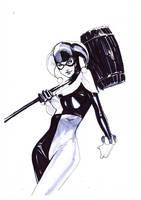 Harley con sketch by Peter-v-Nguyen