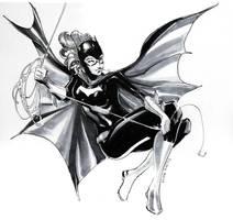Batgirl Eccc by Peter-v-Nguyen