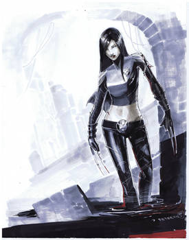 x23 now with blood
