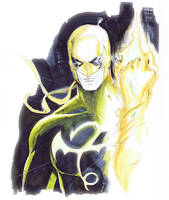 Ironfist by Peter-v-Nguyen