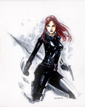 Snow Widow
