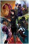 Black widow past present and future