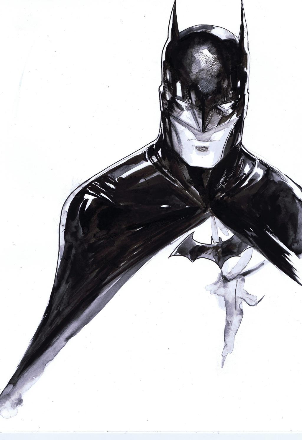 Batman by Peter-v-Nguyen