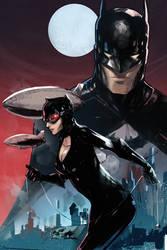 Gotham city love by Peter-v-Nguyen