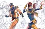 Cyclops Jean redesign fun