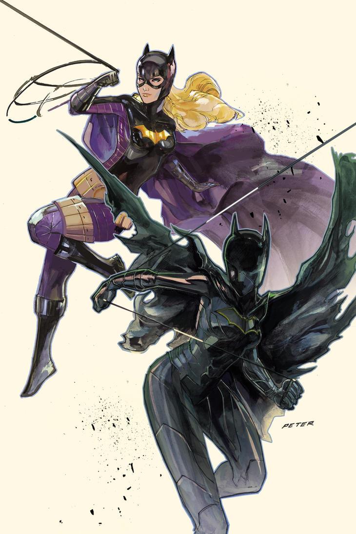 Batgirl bestest by Peter-v-Nguyen