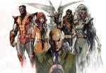 X-men Team Gold