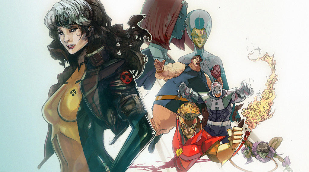 Rogue side of the family by Peter-v-Nguyen