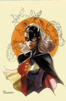 stephanie brown by Peter-v-Nguyen