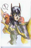 Batgirl by Peter-v-Nguyen